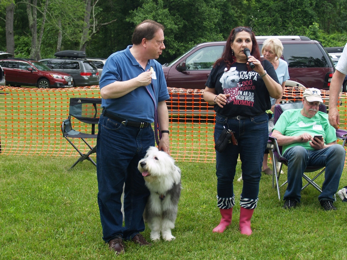 Rescue Parade: Scott Hacker and OES Daisy