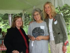Martha Barrett, Diane Bancroft, Jini Goscinak