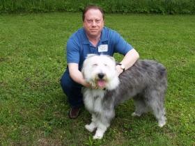 Scott Hacker with OES Daisy