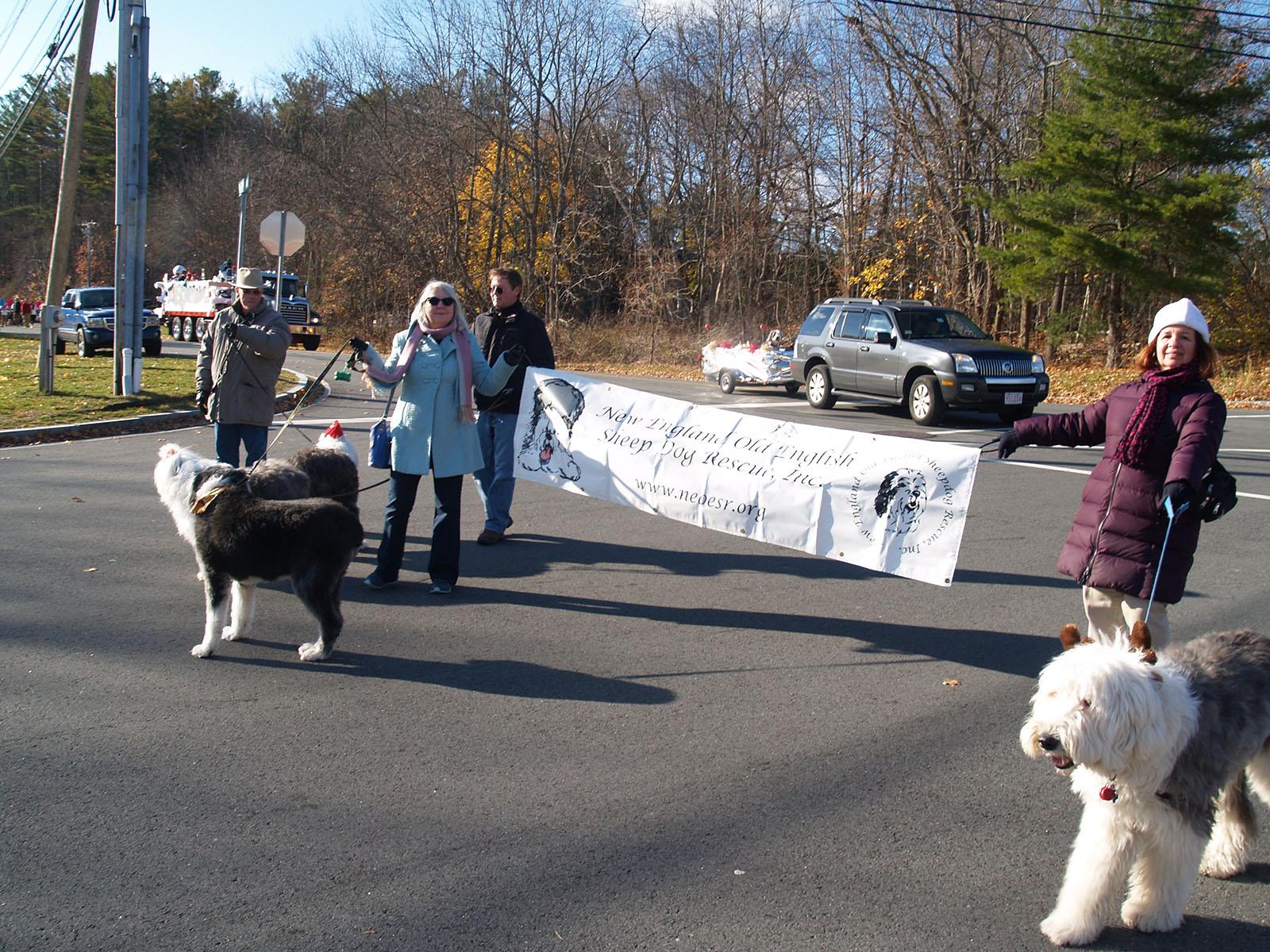 Salem NH Parade