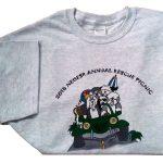 2018 Picnic t-shirt