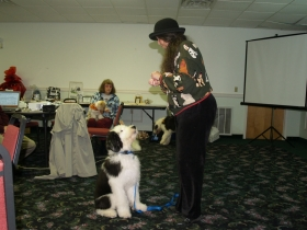 Katherine-Smith-demonstrating-with-OES-Brewster
